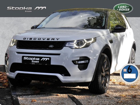 Land Rover Discovery Sport TD4 SE Dynamic Perf Leas 479 �