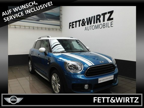 MINI Cooper D Country man All4