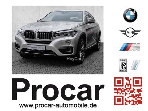 BMW X6 xDrive30d Prof Komfortsitze