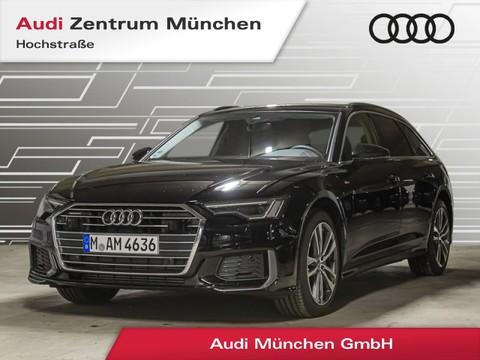 Audi A6 Avant 45 TDI qu S line plus