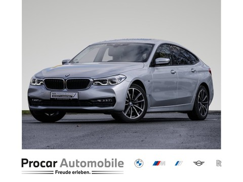 BMW 630 d Gran Turismo Sport Line Komfortzugang