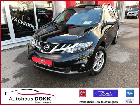 Nissan Murano 2.5 Executive dCi 190PS