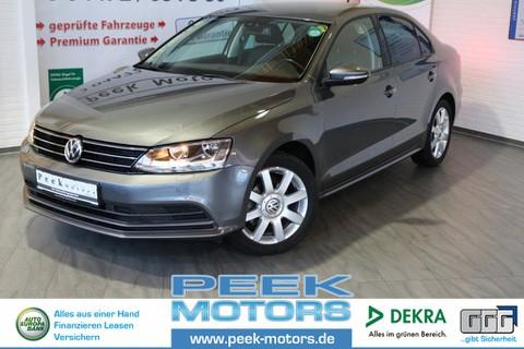 Volkswagen Jetta 2.0 TDI Comfortline 17Zoll RCD510 Sihzg V H