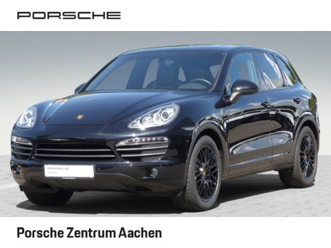 Porsche Cayenne S 8Zylinder 20