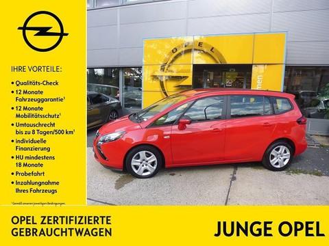 Opel Zafira Tourer 2.0 Edition
