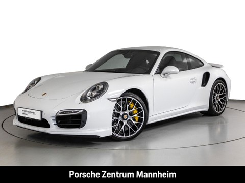 Porsche 911 Turbo S Plus Tempolimit