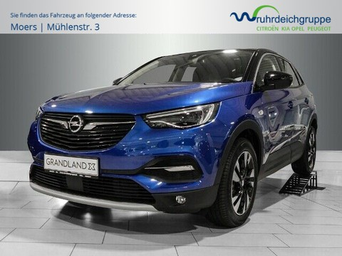 Opel Grandland X 1.2 Innovation Lenkrad