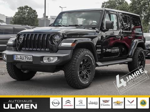 Jeep Wrangler 2.0 Unlimited Sahara Benzin Dual-Top