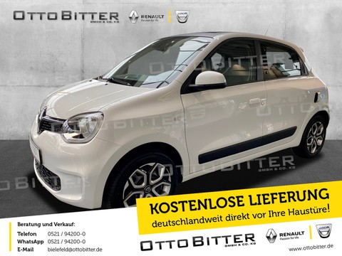Renault Twingo LIMITED SCe65 FALTSCHIEBEDACH
