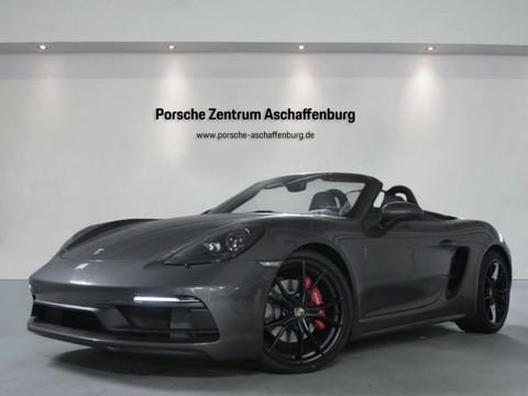 Porsche Boxster GTS 718 Servolenkung Plus Plus