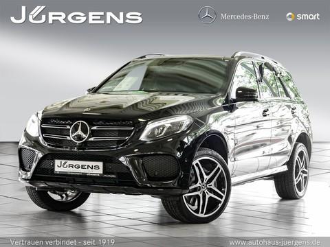 Mercedes GLE 400 AMG-Sport Sitzklima