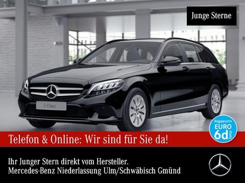 Mercedes-Benz C 200 d T Spurhalt SpurPak