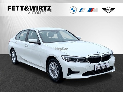 BMW 320 d HiFi Leas 289 - o A