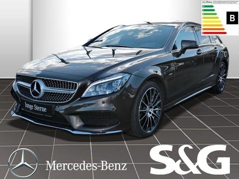 Mercedes-Benz CLS 350 Shooting Brake d AMG Sitzklima
