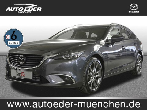 Mazda 6 2.2 175 Sports-Line AWD Automatik