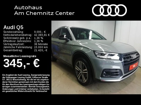 Audi Q5 2.0 TDI S-Line Competition Assi-Paket