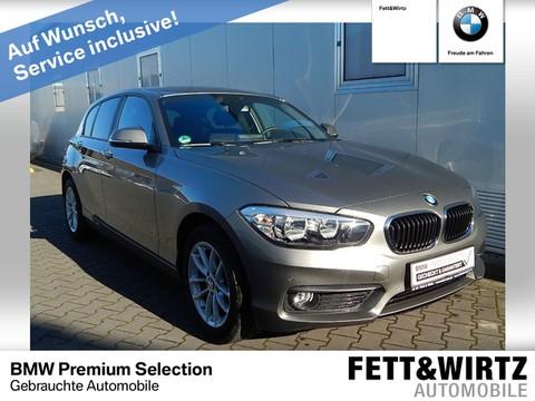 BMW 116 d Advantage 16