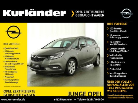 Opel Zafira 2.0 Bus Innovation 7S