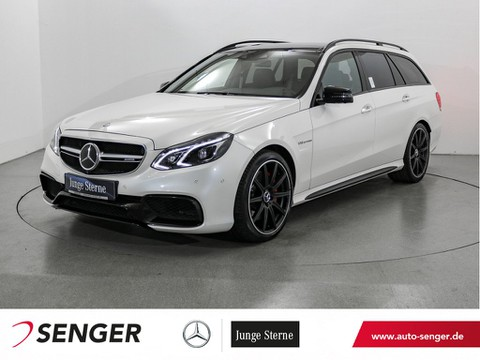Mercedes E 63 AMG T AMG S Drivers-Pack