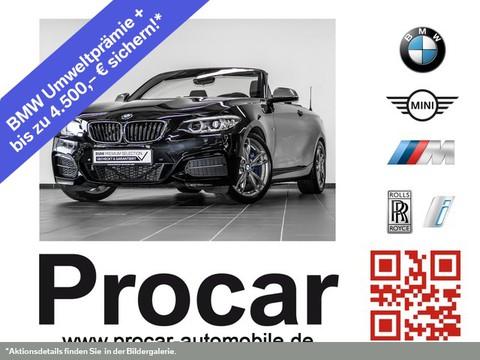 BMW M240i Steptronic Cabrio Leasing 454 - Euro