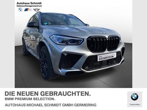 BMW X5 M COMPETITION SITZBELÜFTUNG