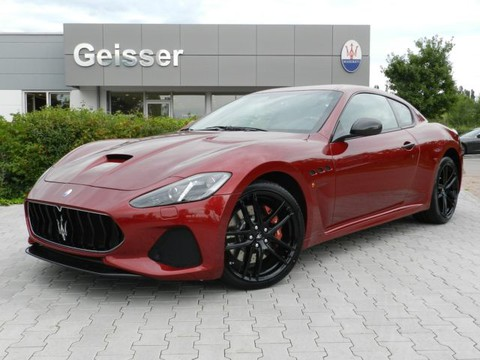 Maserati Granturismo MC Carbon Pack