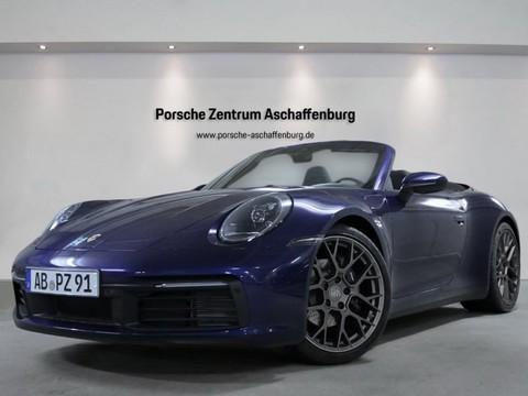 Porsche 911 Carrera Cabriolet Spyder