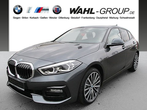 BMW 118 d Sport Line Gestiksteuerung