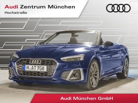 Audi A5 Cabriolet 40 TDI qu S line Assistenz