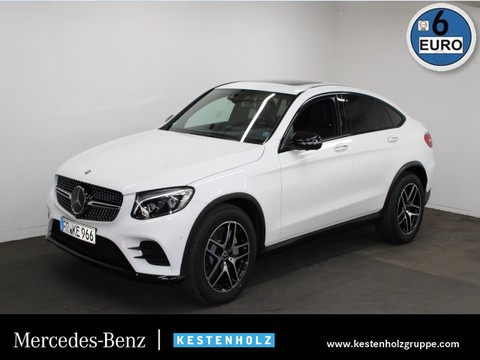 Mercedes-Benz GLC 350 d Coupé AMG DISTRO