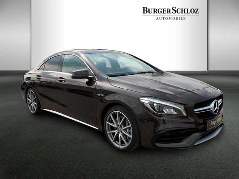 Mercedes-Benz CLA 45 Coupé Designo