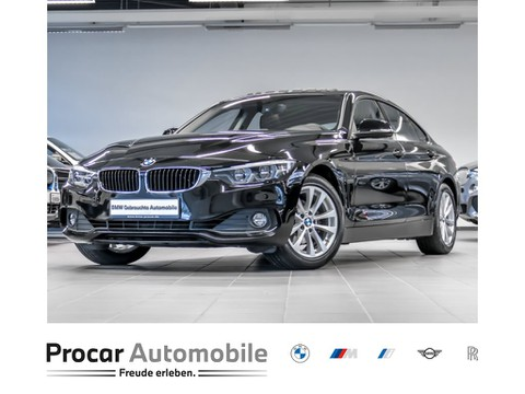 BMW 420 i Advantage NaviProf Digital