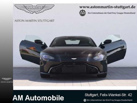 Aston Martin V8 Vantage New Model 4-Rohr