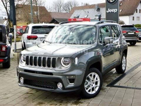 Jeep Renegade 1.3 l T-GDI I4 180PS 9AT M20