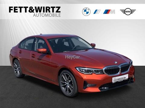 BMW 320 d Sport Line Leas 365 - o Anz