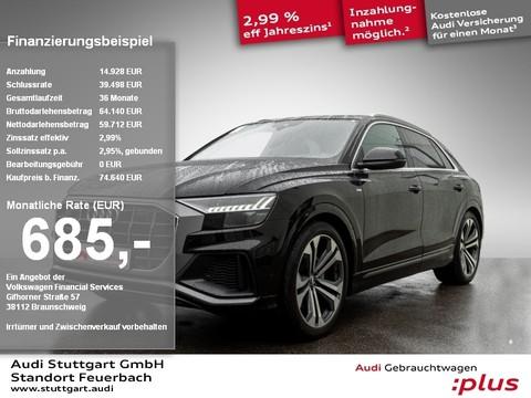 Audi Q8 50 TDI quattro S line VC plus