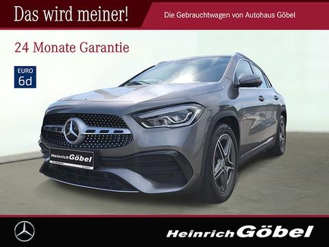 Mercedes-Benz GLA 200 AMG-LINE FESTPLATTENNAVI