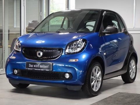 smart ForTwo coupé 90PS Passion||Euro 6c