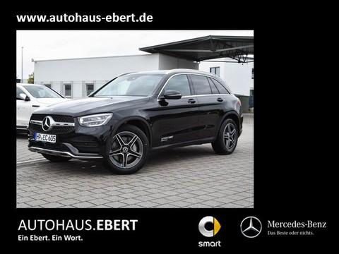Mercedes-Benz GLC 300 d AMG-Line