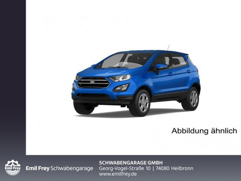 Ford EcoSport 1.0 EcoBoost COOL&CONNECT 74ürig
