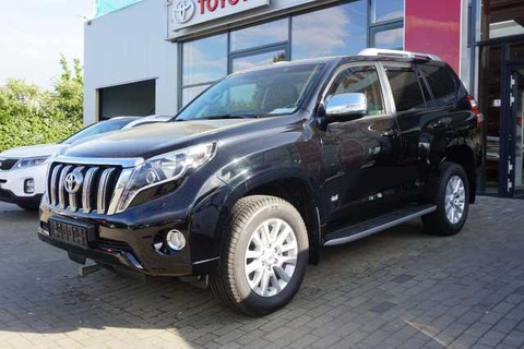 Toyota Land Cruiser 2.8 D-4D Automatik Executive