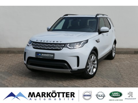 Land Rover Discovery 5 TD6 HSE InControlConnect