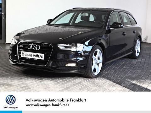"""Audi A4 1.8 TFSI Avant Ambition """"S-Line Exterieur"""" Scheinwerfer A4 Avant 1 8 R4125 M6S"""