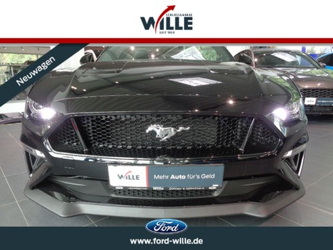 Ford Mustang 5.0 Convertible GT V8 Premium-Paket