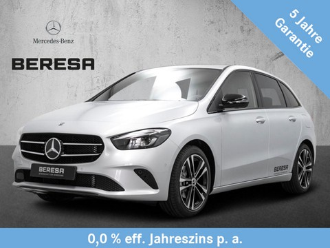 Mercedes B 180 NEUES MOD Progr Night