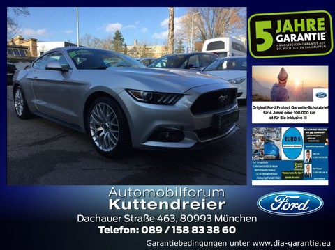 Ford Mustang 2.3 Coupe EcoBoost Automatik