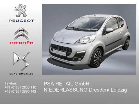 Peugeot 107 1.0 68 Style