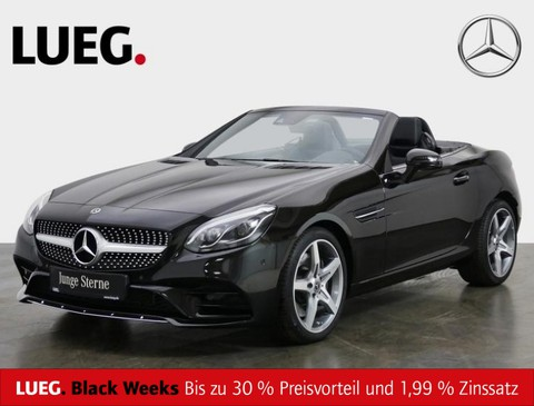 Mercedes-Benz SLC 200 AMG