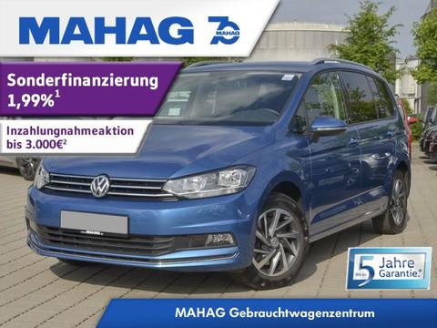 Volkswagen Touran 1.4 TSI AppConnect FrontAssist 16Zoll