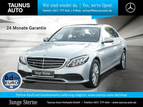 Mercedes-Benz C 200 EXCLUSIVE BUSINESS-PAKET